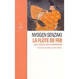 Senzaki-Nyogen-La-Flute-De-Fer-Livre-896285235_ML